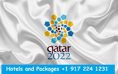 Book FIFA World Cup in Qatar 2022 Hotel Packages Luxury or Standard Accommodation - Click Here
